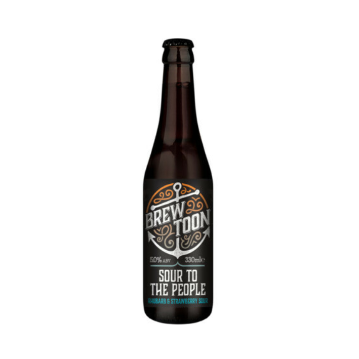 Brew Toon Sour to the People 330ml
