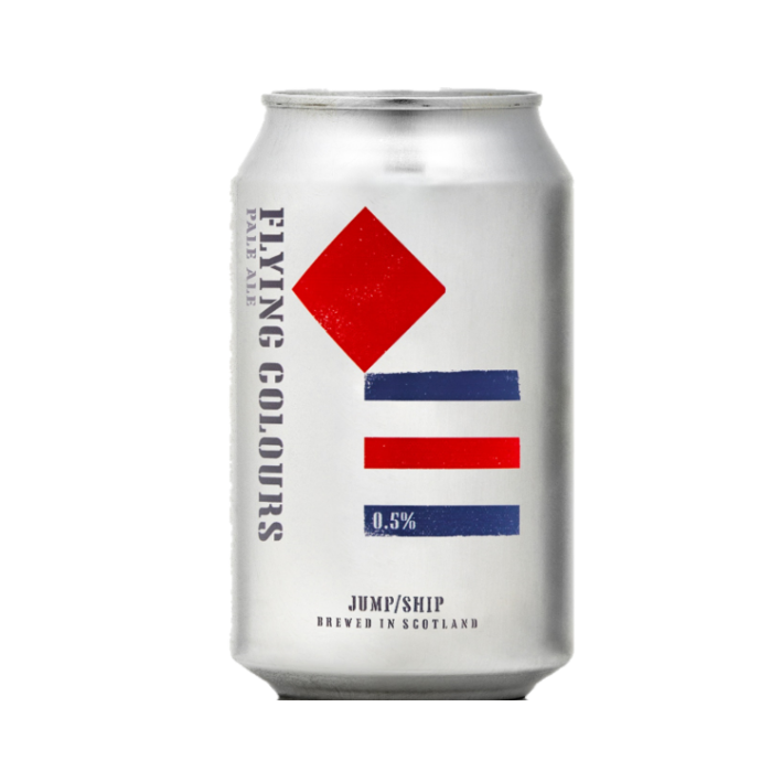 Jump/Ship Flying Colours 0.5%