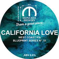 Moncada California Love - Keg