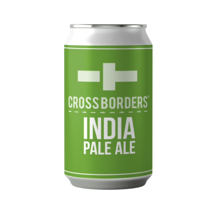 Cross Borders India Pale Ale