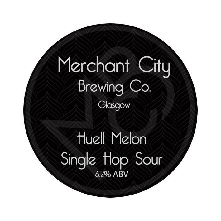 Glasgow Beer Works Huell Melon Single Hop Sour - Keg