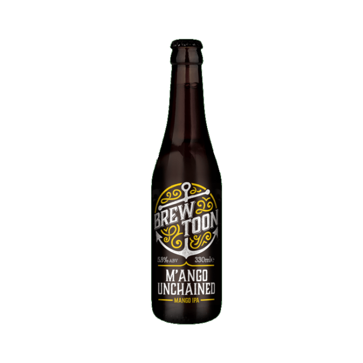 Brew Toon M'ango Unchained 330ml