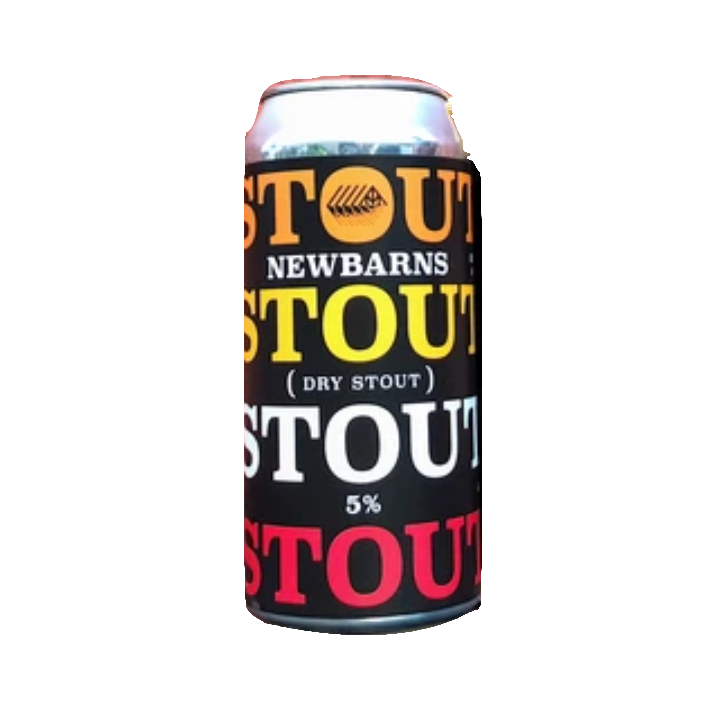 Newbarns Stout 440ml