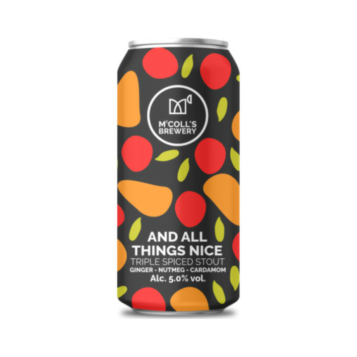 McColl's And All Things Nice 440ml