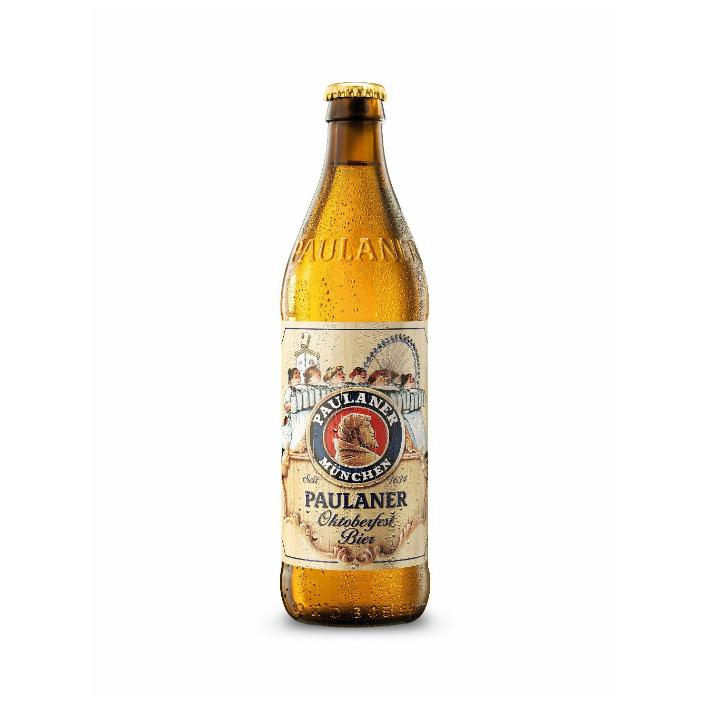 Paulaner Oktoberfest 500ml Bottle