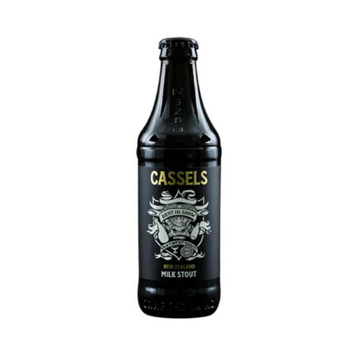 Cassels Milk Stout 328ml