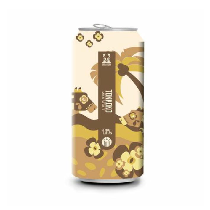 Brew York Tonkoko 440ml