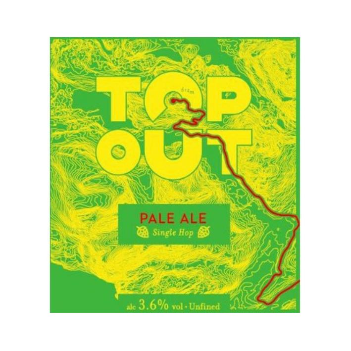 Top Out Pale Waimea - Keg