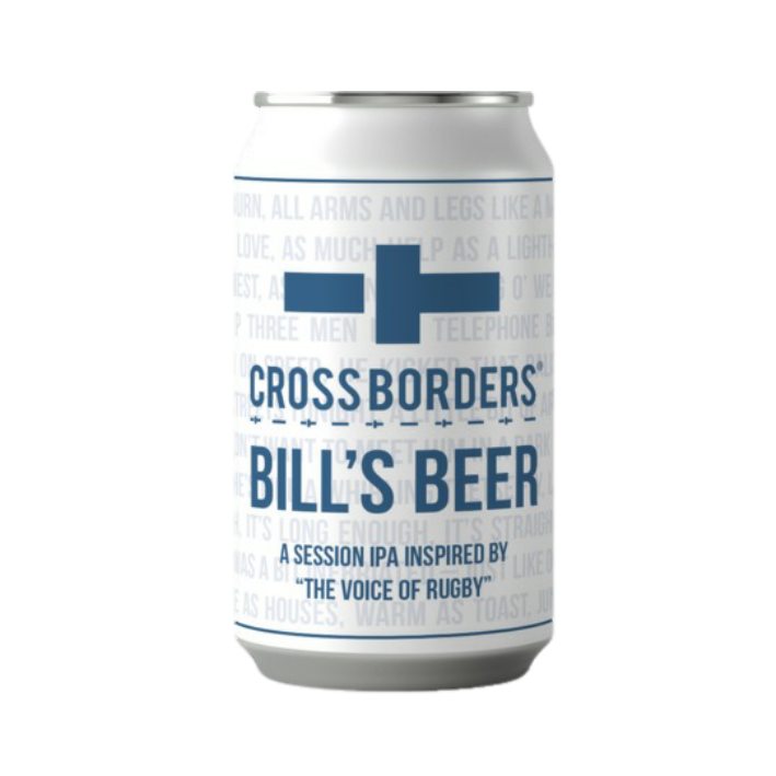 Cross Borders Bill's Beer