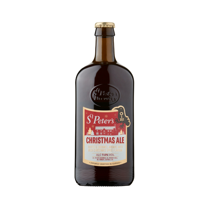 St Peter's Christmas Ale 500ml