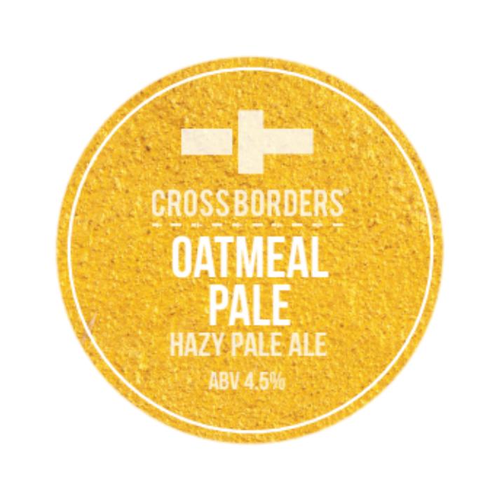 Cross Borders Oatmeal Pale - Cask
