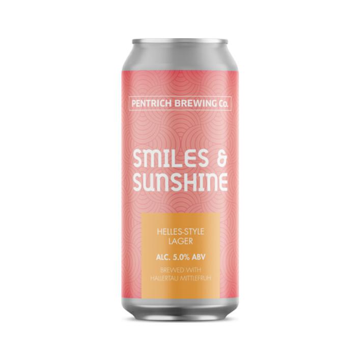 Pentrich Smiles & Sunshine 440ml