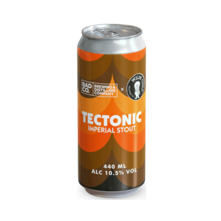 BAD Tectonic Imperial Stout 440ml