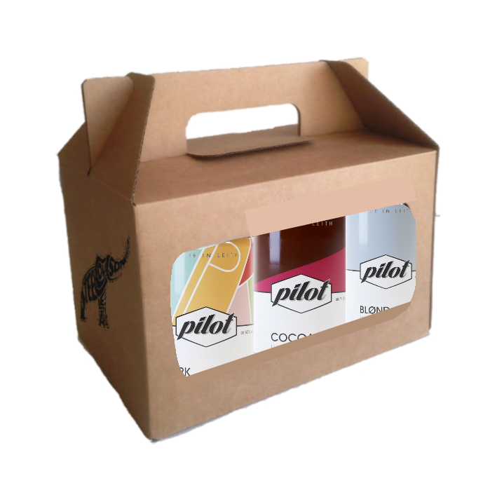 Pilot Gift Box - 6 cans