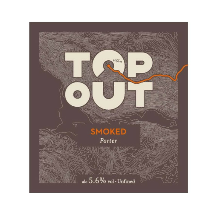 Top Out Smoked Porter - Cask