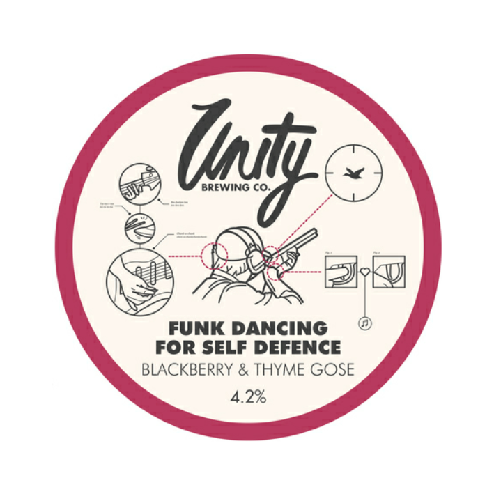 Unity Funk Dancing for Self Defence - Keg