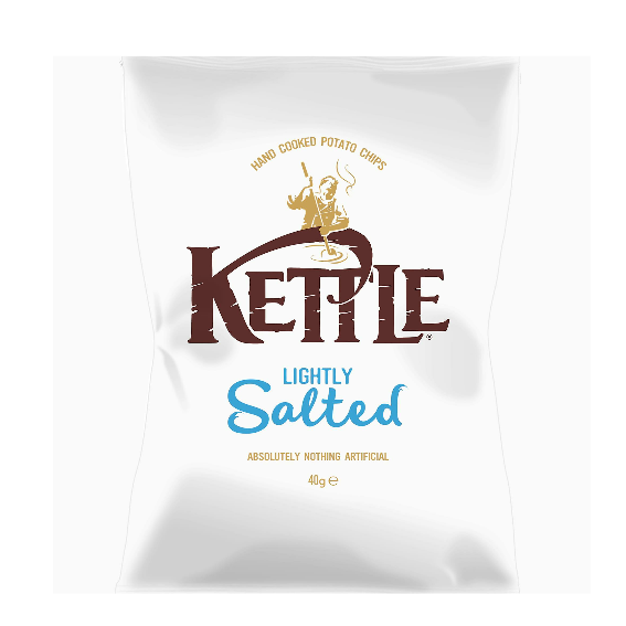 Kettle Chips Salted
