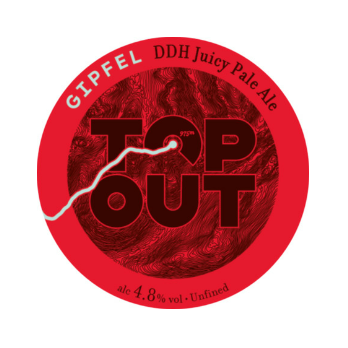 Top Out Gipfel - Cask