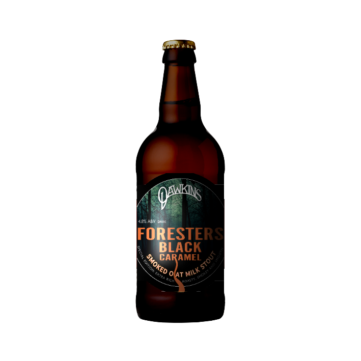 Foresters Black Caramel 500ml