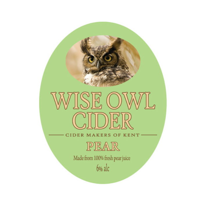 Wise Owl Perry - Cask