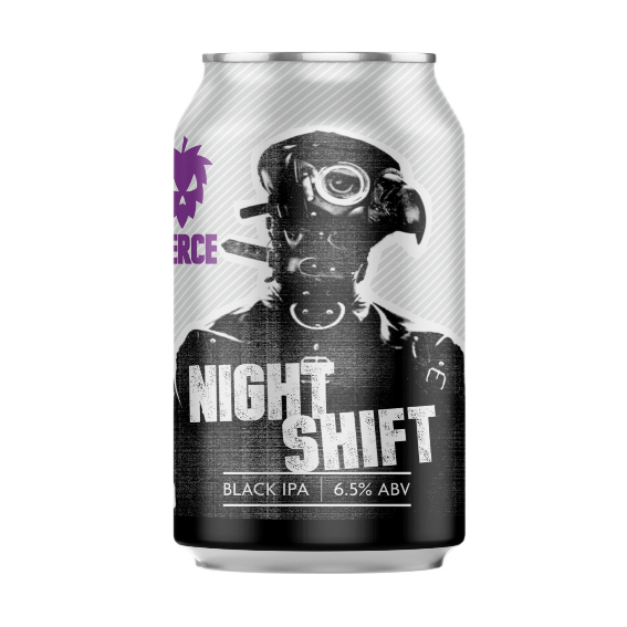 Fierce Night Shift 330ml