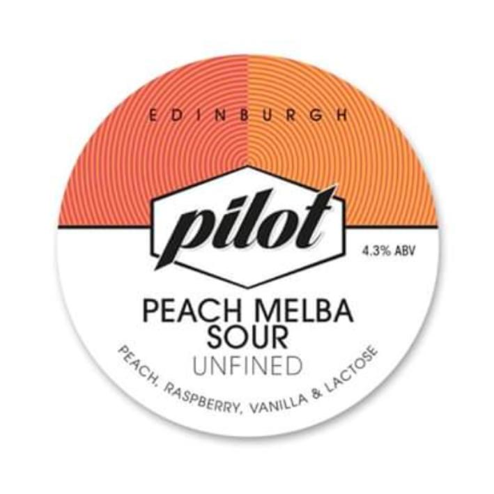 Pilot Peach Melba Sour - Keg