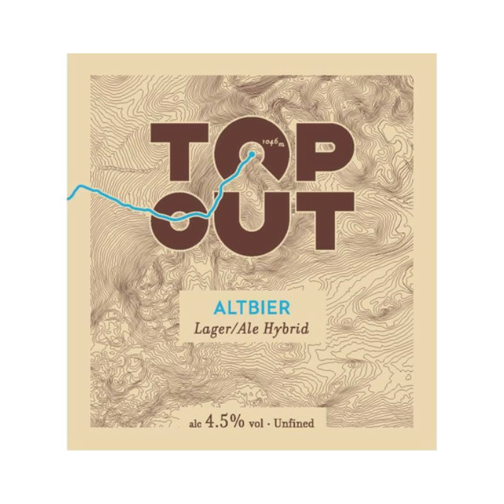 Top Out Altbier - Cask