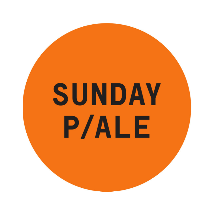 And Union Sunday P/Ale - Keg
