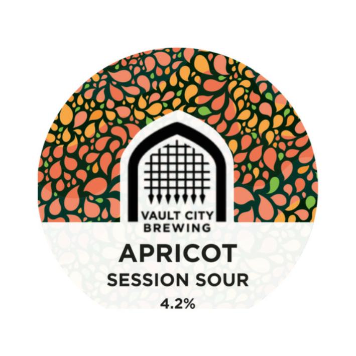 Vault City Apricot Session Sour