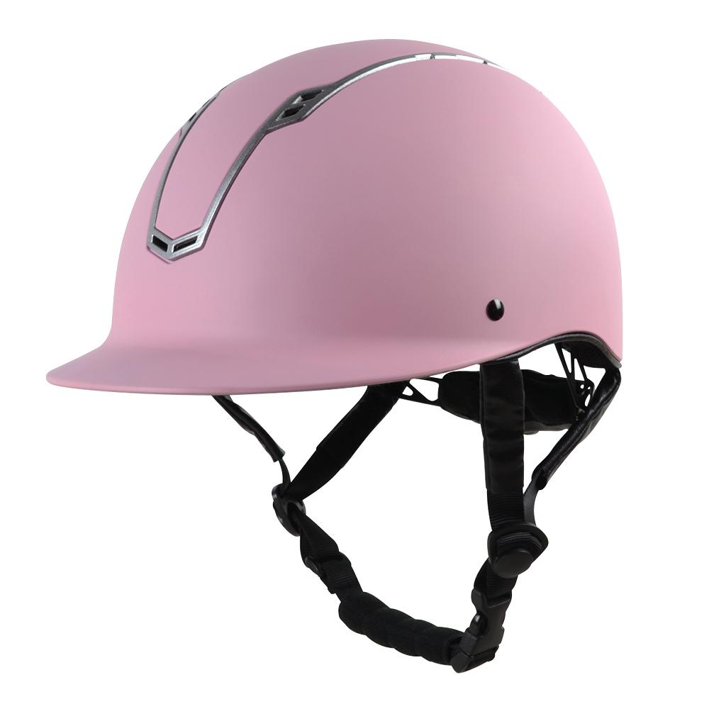Ridhjälm Hansbo HS Pink
