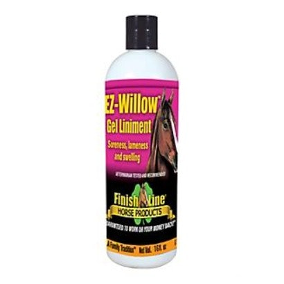 Finish Line EZ- Willow Gel Liniment