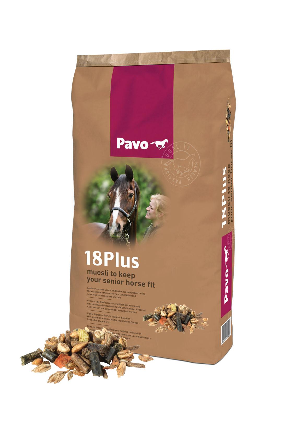 PAVO 18Plus 15kg