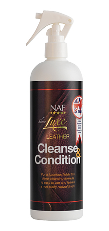 Luxe Leather Cleanse & Condition Spray