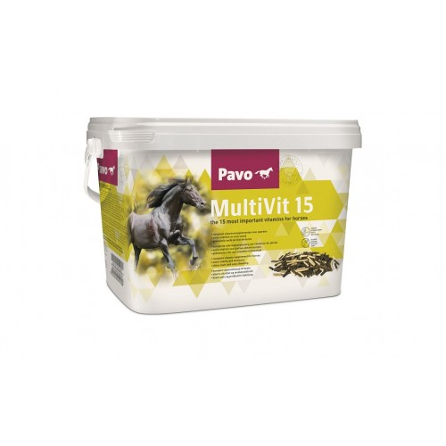 PAVO Multivit 15,  3kg