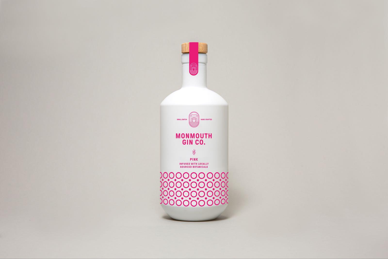 Monmouth Gin Pink