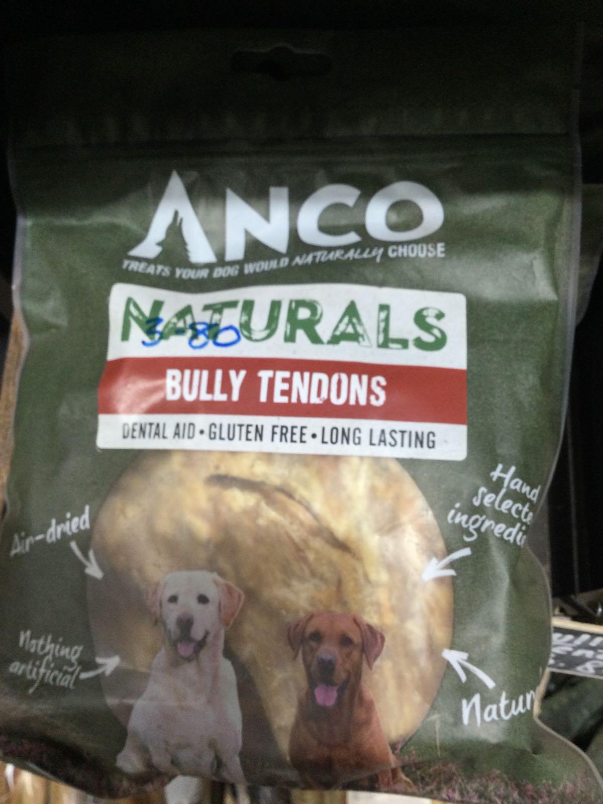 Anco Bully tendons