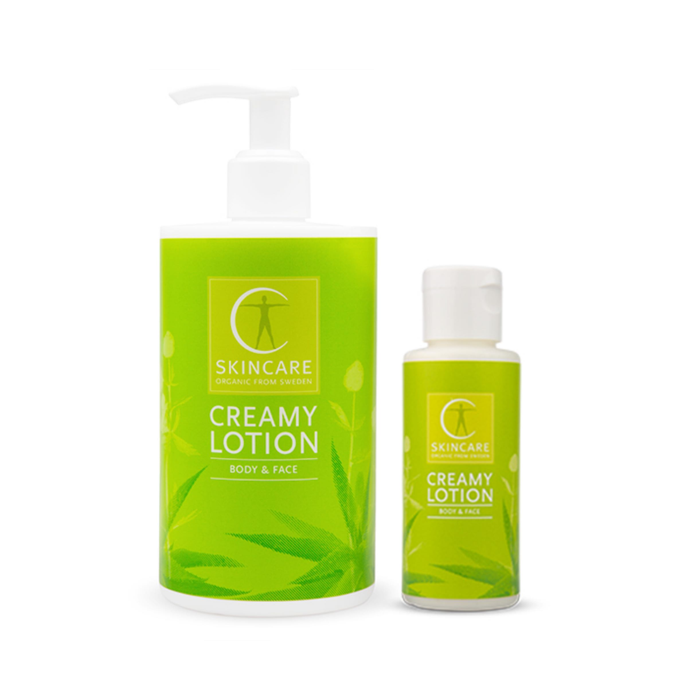 C Skincare - Creamy Lotion – body, hands & feet