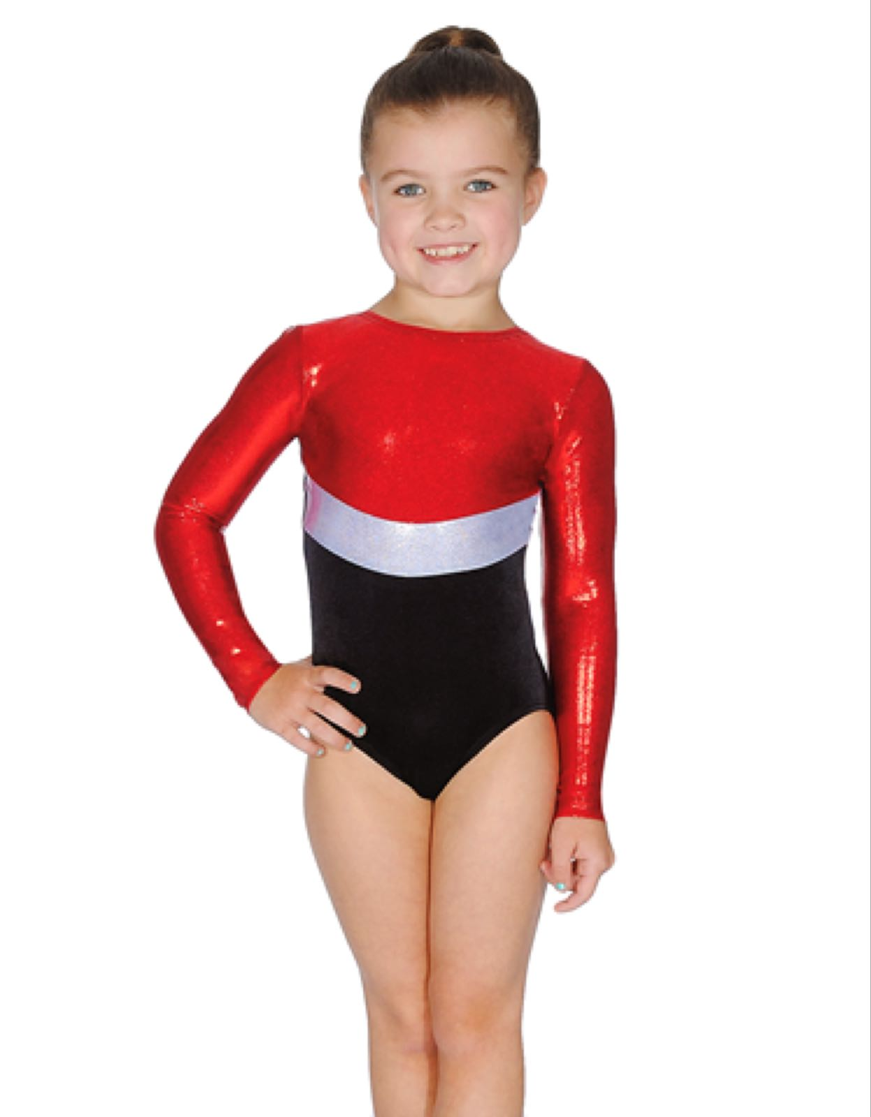 RV - Rio Long Sleeved Gymnastics Leo