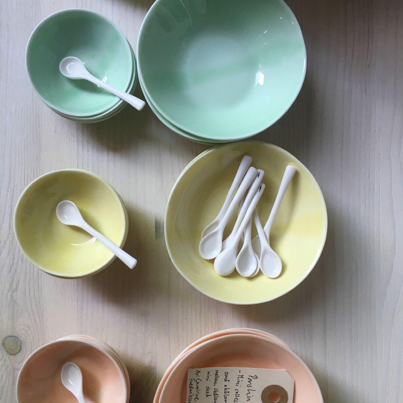 Caroline Fredriksson, Mini collection
