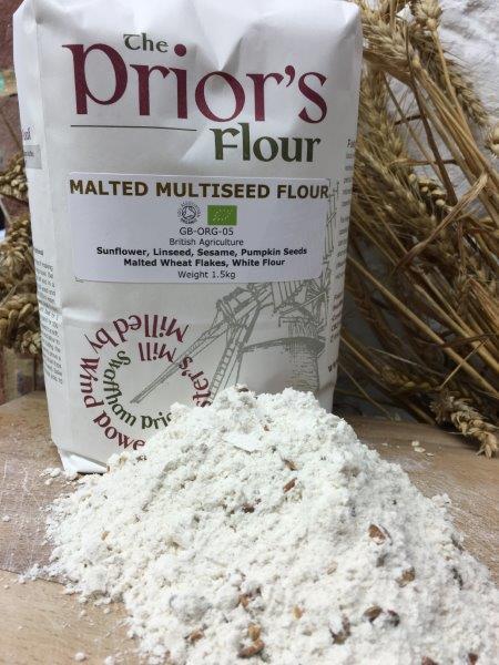 Malted Multiseed Flour
