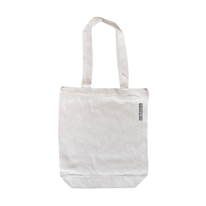 Back to Basics tote bag
