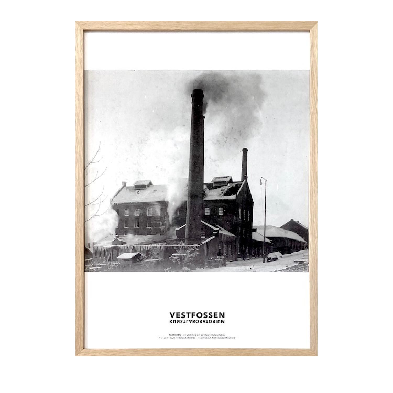FABRIKKEN Vestfos Cellulosefabrik