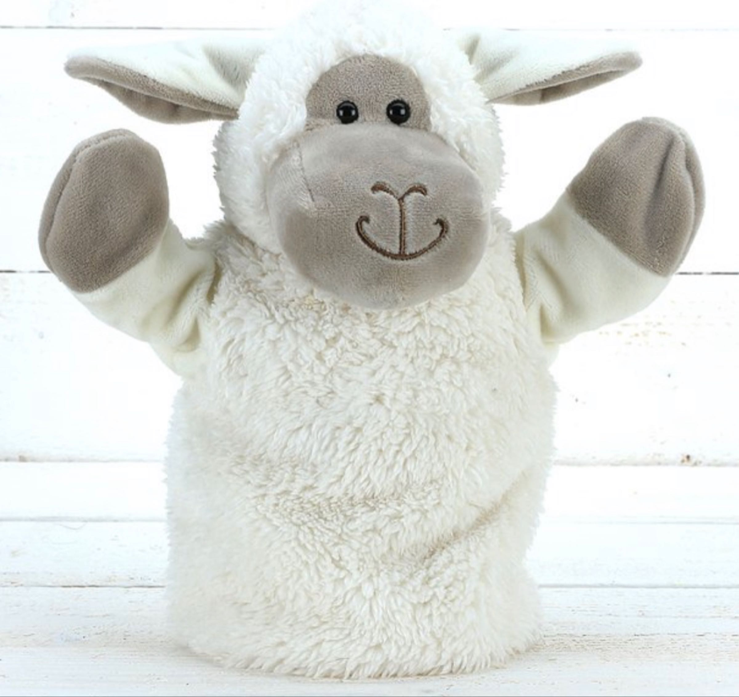 Jomanda Sheep Hand Puppet