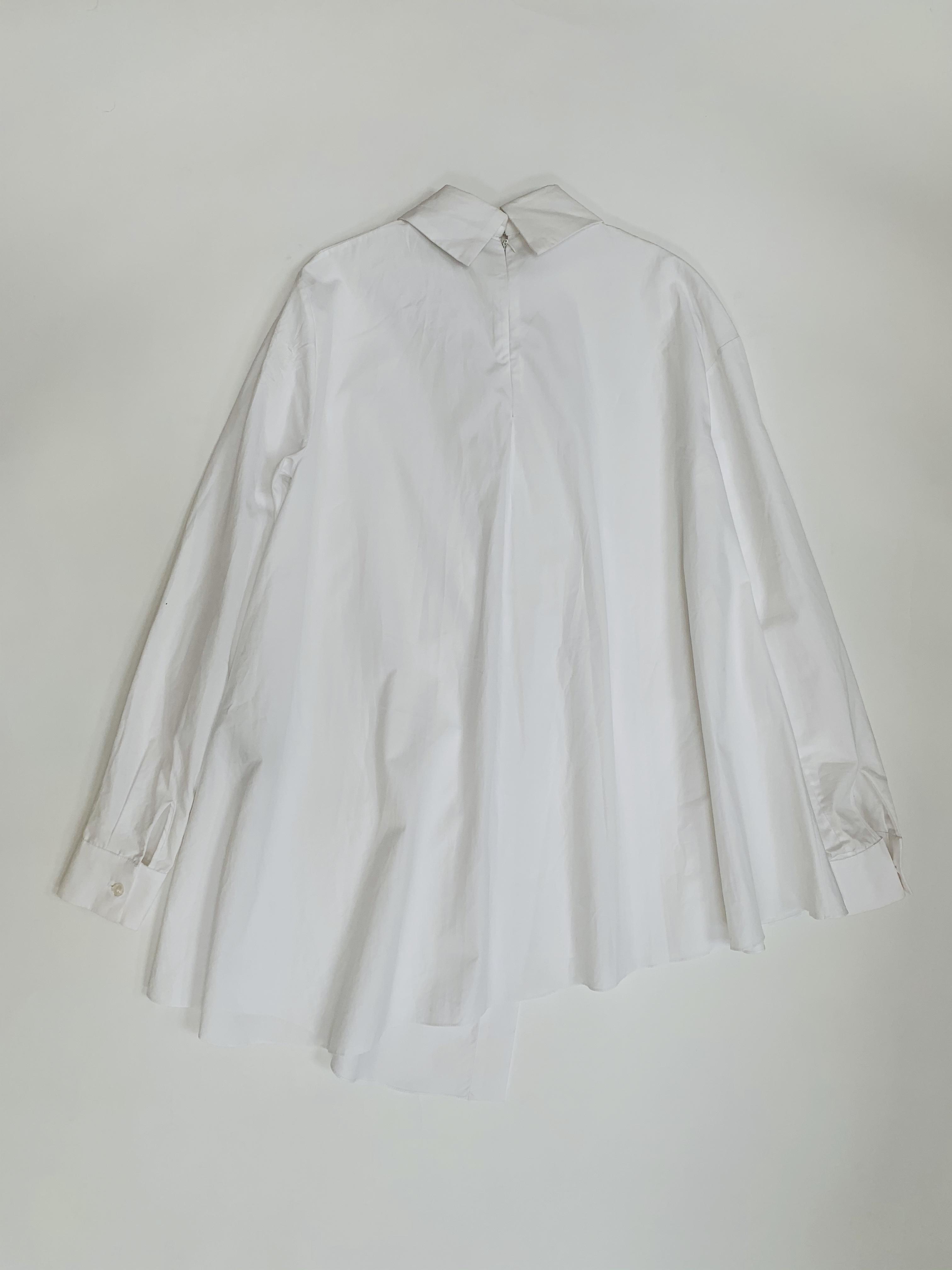 Trapeze Asymmetrical Shirt