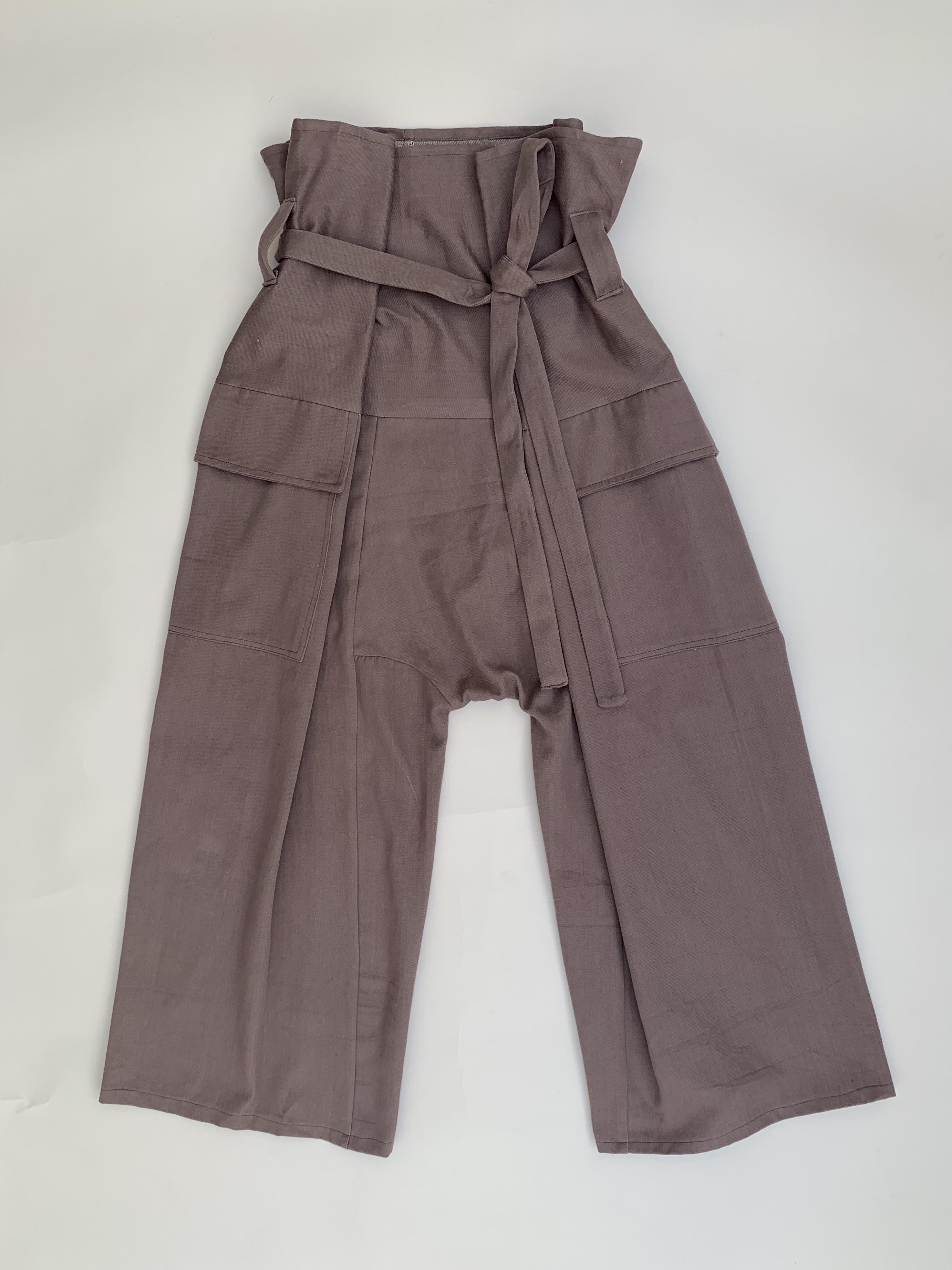 Cargo Fisherman's Pant