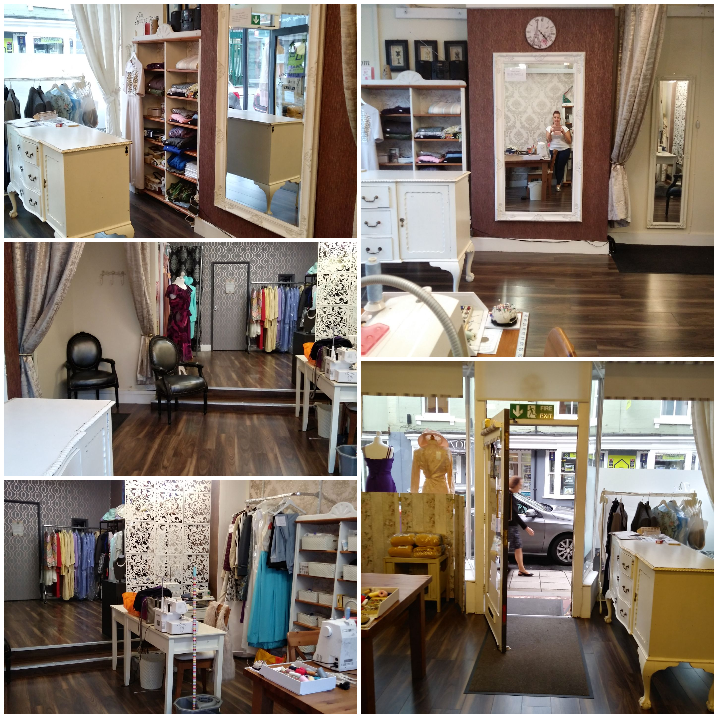 THE CREATIVE SEWING ROOM LIMITED