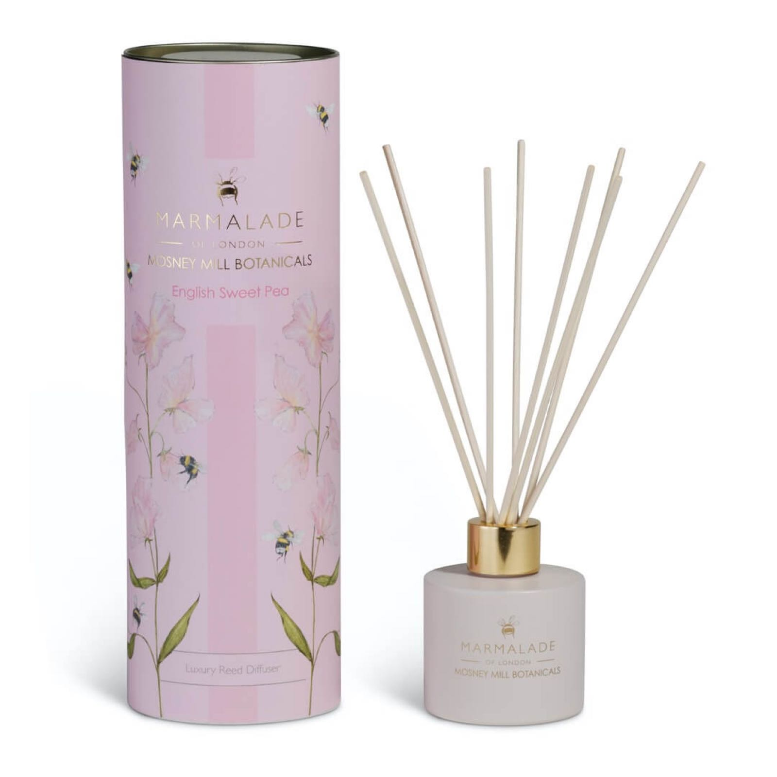 Mosney Mill English Sweet Pea Diffuser