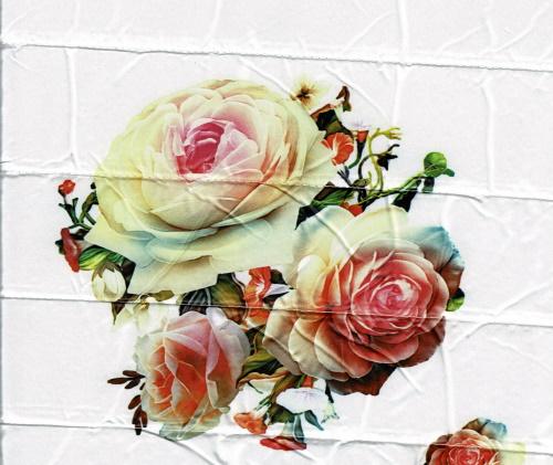 Quiltade blommor