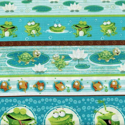 Frogland Friends bård