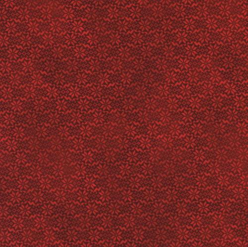 Winter wonderland röd